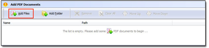 Part1: Add PDF Documents