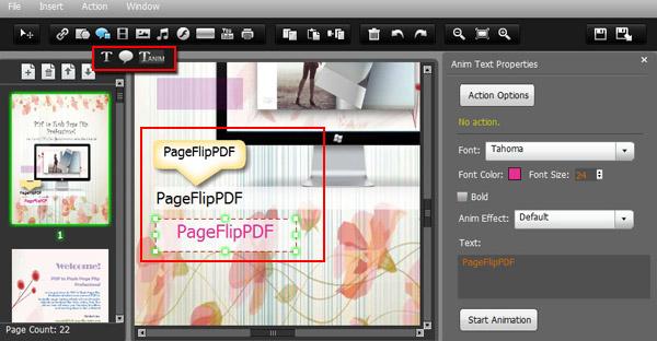 pdf to swf flip book free
