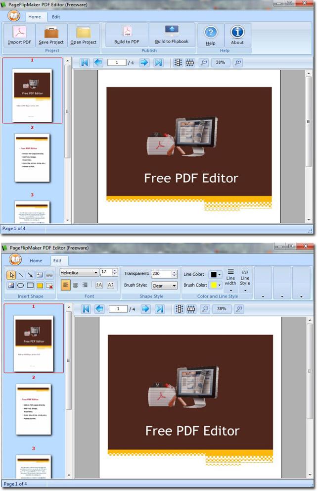 Free Pageflipmaker Pdf Converter Full Windows 7 Screenshot
