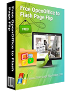 Free OpenOffice to Flash Page Flip