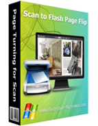 boxshot of Scan to Flash Page Flip